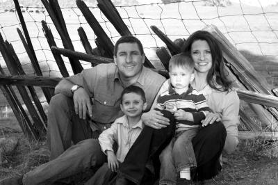Tony & Family